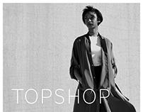 Topshop Ad Campaign