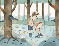 Digital Illustrations Part II