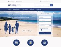 Bridgestones - Website Concept