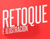 Retoque e ilustración