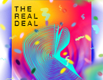 The Real Deal- poster project