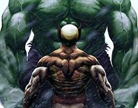 Wolverine v. Hulk