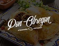 Don Obregon | Empanadas Artesanais