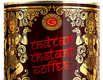 Indiant coffee«INDIAN INSTANS»