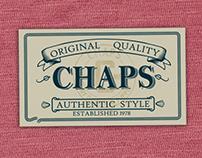 Ralph Lauren Chaps Fashion Labels