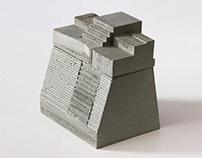 Concrete Urn / No.22