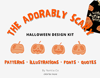 The Adorably Scary Design Kit
