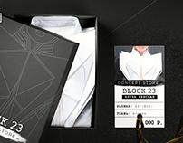 Block 23 branding