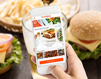 Yummybox Branding & App Design.