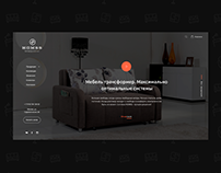 Homss — home furniture to save space