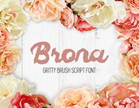 Brona Font