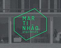 Martinhão Arquitetura / Branding Project