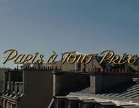 PARIS A TOUT PRIX - MAIN TITLE