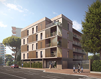 Leca Residences for Fevriercarre Architecture