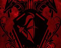 The Blood Templar Warrior illustration