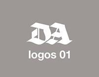 DA Logos 01 / 2007-2011