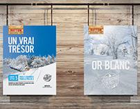 Campagne d'hiver 2015-2016 - Mont Sutton