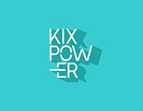 Kix - re-brand pitch
