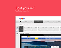 Do It Yourself - MakeMyTrip