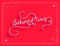Awkward-tines