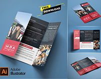 Free Single Gatefold Brochure Download