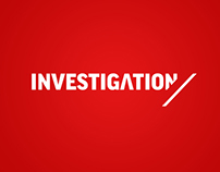 Canal D / Logo INVESTIGATION