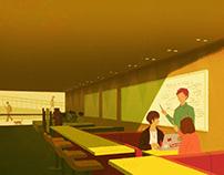 『京都産業大学ブランディングポスター 10月』