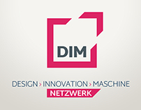 Branding / Corporate Design: DIM Network