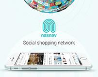 Social shopping network