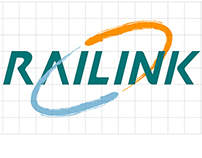 Railink Corporate Identity [BA thesis 2007]