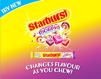 Starburst Morphs Promotional Video