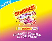 Starburst Morphs Promotional Video
