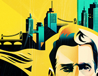 Poster for Kaiser Chiefs (personal work)