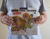 Lançamento Livro para Colorir / Coloring Book Launch