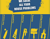 solve house problems