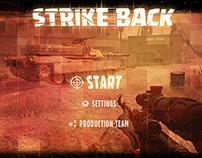 《Strike Back ! 》- Ben will Game Ui DesiGn