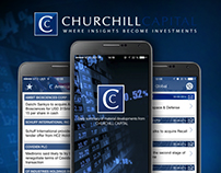 Churchill Capital News iOS&Android App