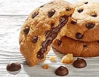 Choppy Chop Cookies. Packaging Design