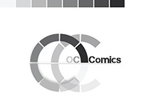 OC Comics Logo Idea