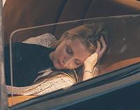 SLEEPING IN MY CAR / Charitable exhibition (2013)