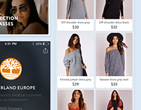 Social app & E commerce
