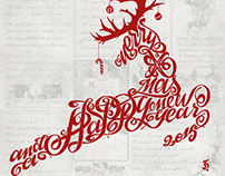 Various Calligrams 2014