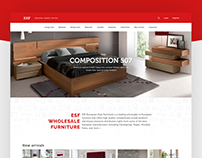 ESF wholesale furniture - Redesign