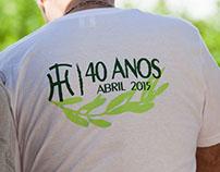 40 ANOS - FESTA DE ANIVERSÁRIO