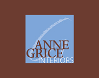 Anne Grice Interiors – Branding, Collateral & Website