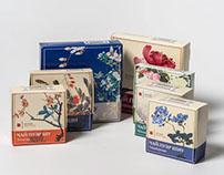 Упаковка чая для Музея Востока