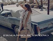 Ermanno Scervino concept layout 2016