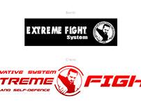 "Редизайн логотипа ""Extreme Fight System"""