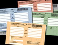 postal paper