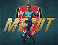 """Mesut Ozil"" - Poster"